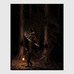 Ночная тварь из леса