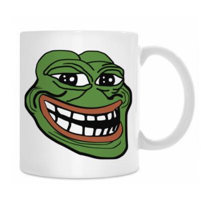 TrollFace Pepe