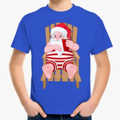 Детская футболка Party Santa