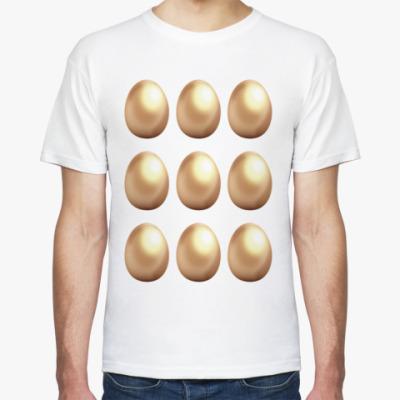 Футболка 9 яиц