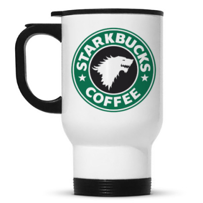 Кружка-термос STARKBUCKS coffee