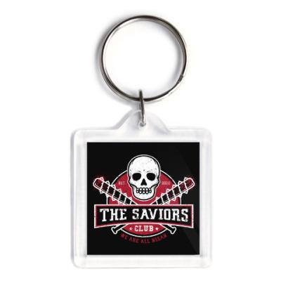 Брелок Walking Dead The Saviors TWD