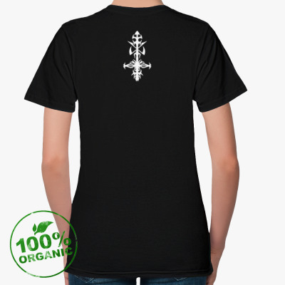 Hypocrisy EOD - Женская футболка, черная