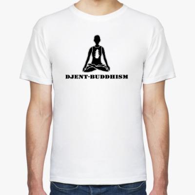 Футболка Djent-buddhism