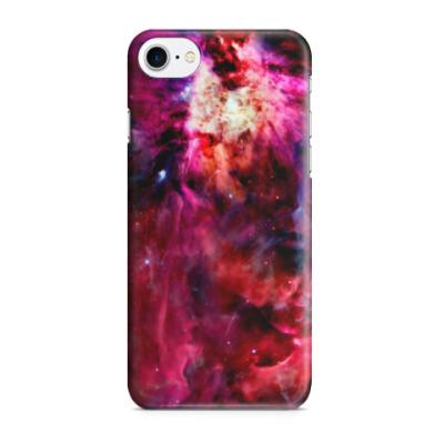 Чехол для iPhone 7/8 Космический взрыв