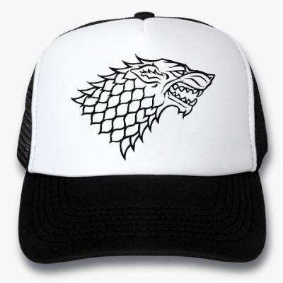 Кепка-тракер House Stark