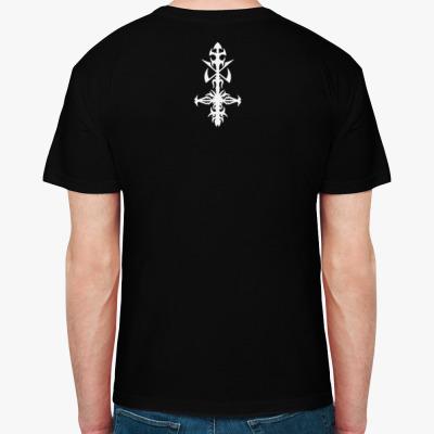 """Hypocrisys """"EOD"""", Мужская футболка, черная"""