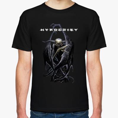 "Футболка Hypocrisys ""EOD"", Мужская футболка, черная"