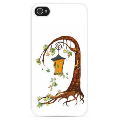 Чехол для iPhone Волшебное дерево