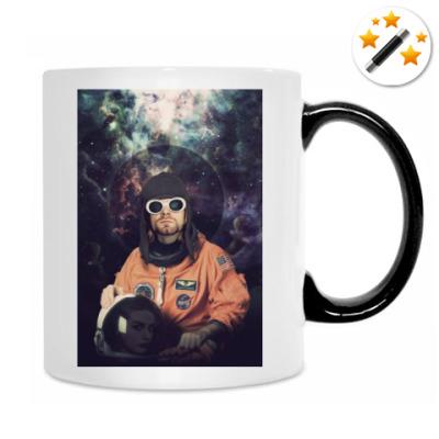 Kurt Cobain Astronaut