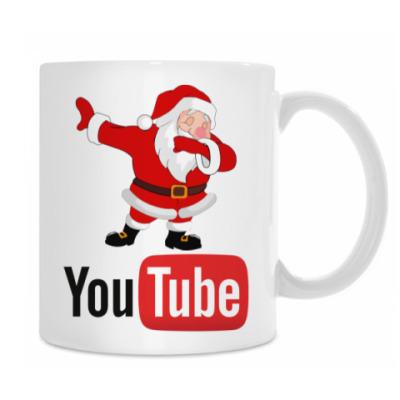 YouTube Dab Santa