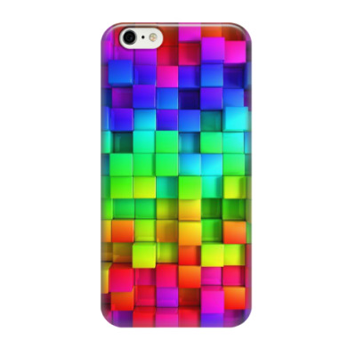 Чехол для iPhone 6/6s COLORFUL