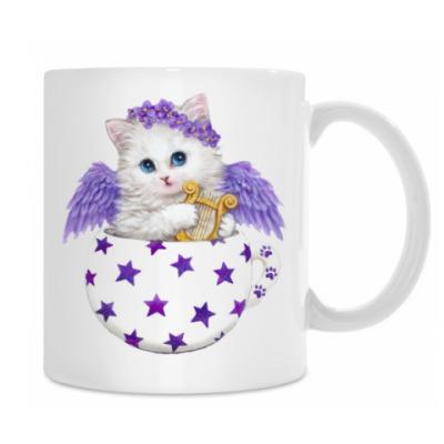 Котенок Ангелок