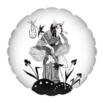 Подушка Тануки