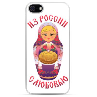 Чехол для iPhone Из России с любовью