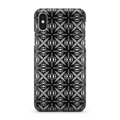 Чехол для iPhone X дизайн