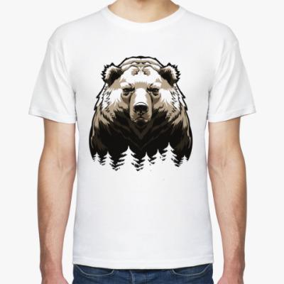 Футболка Суровый Медведь