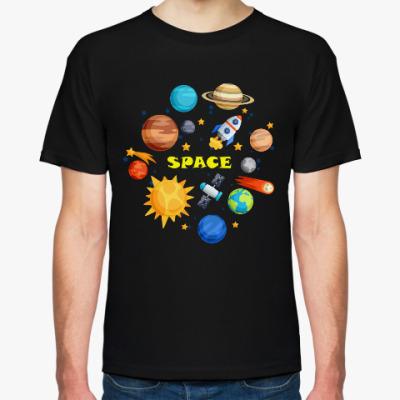Футболка Space (Космос)