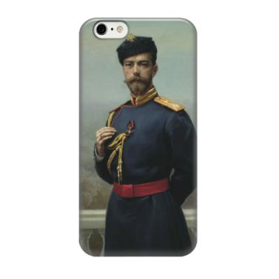 Чехол для iPhone 6/6s Николай II