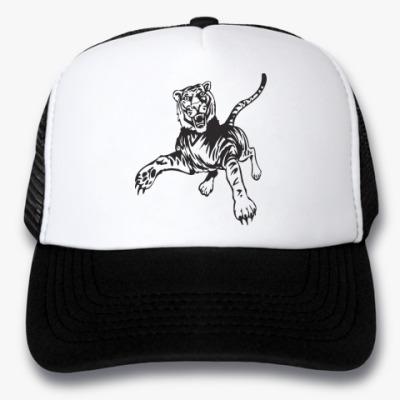 Кепка-тракер Тигр