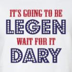 Legendary! / Барни Стинсон