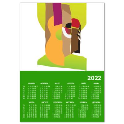 Календарь музыка