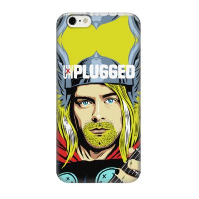 Чехол для iPhone 6/6s Kurt Thor Cobain