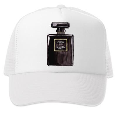 Кепка-тракер Coco Noir Chanel Perfume