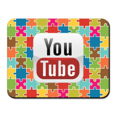 Коврик для мыши YouTube