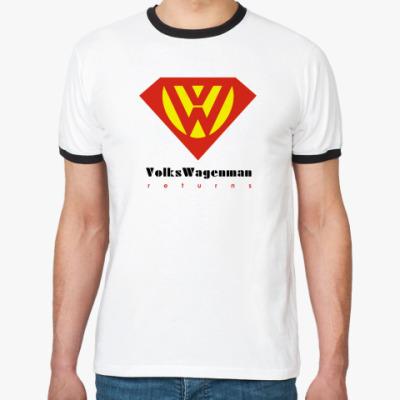 Футболка Ringer-T VolksWagen