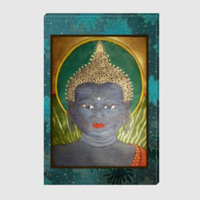Холст Будда