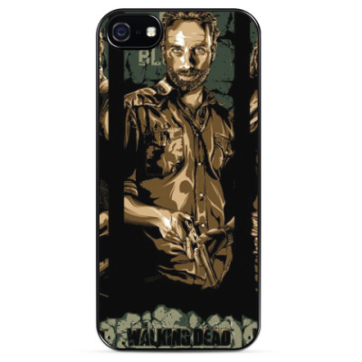 Чехол для iPhone Рик Граймс
