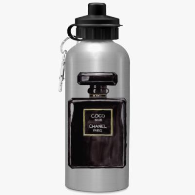 Спортивная бутылка/фляжка Coco Noir Chanel Perfume