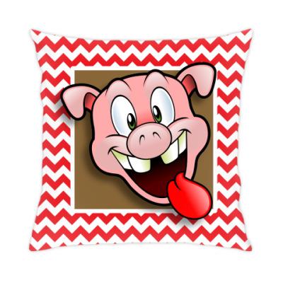 Подушка Funny Piggy