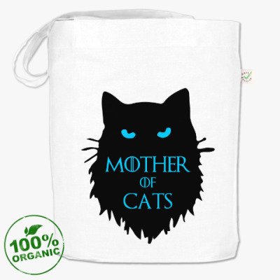 Сумка Mother of cats