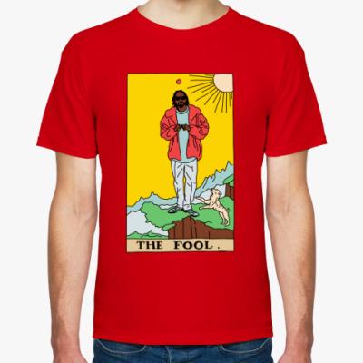 Футболка Hip-Hop Tarot Cards - Snoop Dogg