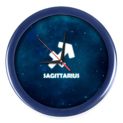 Настенные часы Знак зодиака. Стрелец