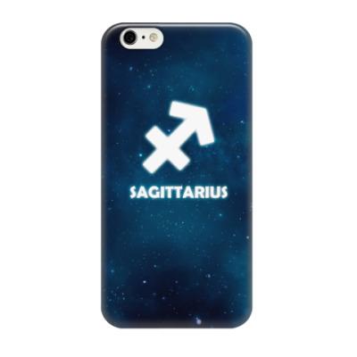 Чехол для iPhone 6/6s Знак зодиака. Стрелец