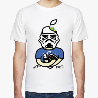 Футболка Маков.Нет: Trust me, I'm a Jedi