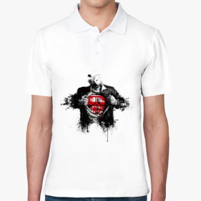 Рубашка поло Supermen