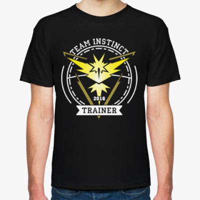 Футболка Покемоны. Team Instinct
