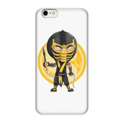 "Чехол для iPhone 6/6s Чехол iPhone 6 ""Скорпион"""