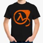Детская классическая футболка Half-Life 3