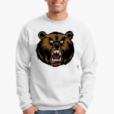 Свитшот Crazy Bear