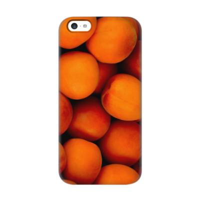 Чехол для iPhone 5c Персики
