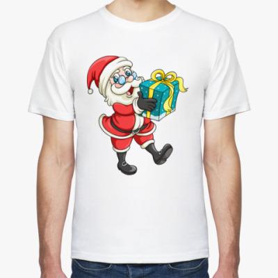 Футболка Cute Santa