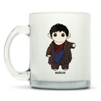 Кружка матовая Merlin