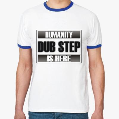Футболка Ringer-T Dub step