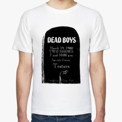 Футболка DEAD BOYS