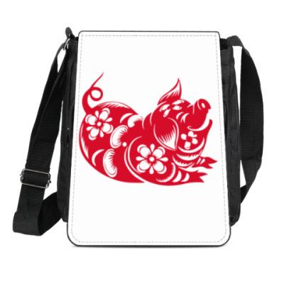Сумка-планшет Символ года
